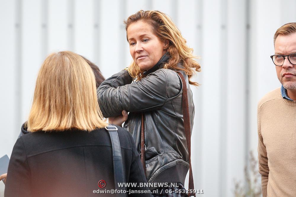 NLD/Amsterdam/20151026 - Lancering Linda TV, Paulien Huizinga