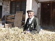 Turkey, Pontic Mountains range, Local peasant