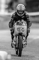 29-09-2013 Santander<br /> IV Gran Carrera Motos Clasicas en el Palacio de la Magdalena<br /> Javier Iguera Amor,   con la moto Benelli 250-2c<br /> Fotos: Juan Manuel Serrano Arce