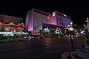USA, Nevada, Las Vegas, Night photography, The strip