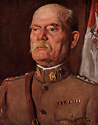 General Tasker Howard Bliss (1853-1930) American army officer. Graduated from West Point in 1875. Chief of Staff of the US Army from September 1917 to May 1918. A delegate to the Versailles Peace Conference at the end of the First World War. Bliss in April 1919.