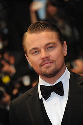 May 15, 2013 - Cannes, FRANCE - Leonardo Di Caprio (Credit Image: © Panoramic/ZUMAPRESS.com)