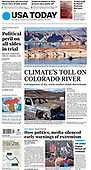 January 28, 2021 (US): Front-page: Today's Newspapers In United States