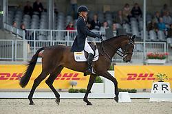 Thomsen Peter, (GER), Horseware's Cayenne<br /> CIC 3* Luhmühlen 2015<br /> © Hippo Foto - Jon Stroud<br /> 18/06/15