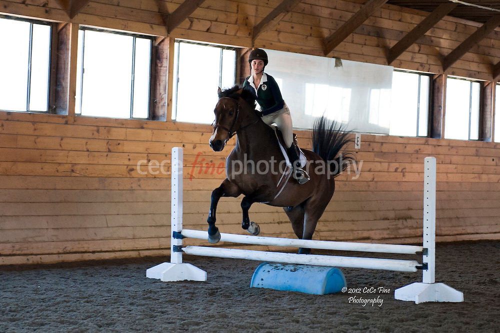 Belle Wood Stables Horse Show<br /> March 18, 2012