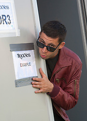 """Example backstage. Saturday at Rockness 2013, the annual music festival which took place in Scotland at Clune Farm, Dores, on the banks of Loch Ness, near Inverness in the Scottish Highlands. The festival is known as """"the most beautiful festival in the world"""" ."""