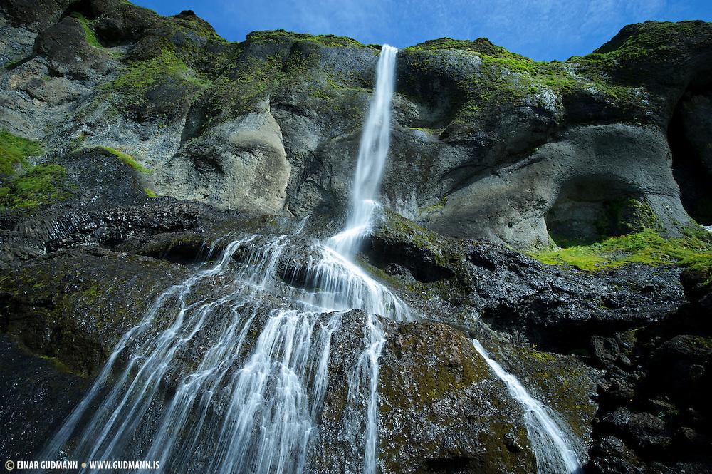 Foss á Síðu, waterfall in Iceland