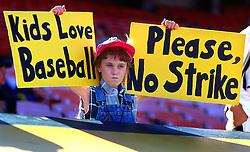 Baseball strike, 1994