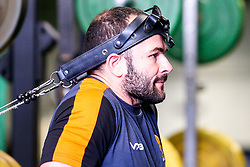 Jono Lance of Worcester Warriors during preseason training ahead of the 2019/20 Gallagher Premiership Rugby season - Mandatory by-line: Robbie Stephenson/JMP - 06/08/2019 - RUGBY - Sixways Stadium - Worcester, England - Worcester Warriors Preseason Training 2019