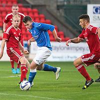 St Johnstone U20 v Aberdeen U20