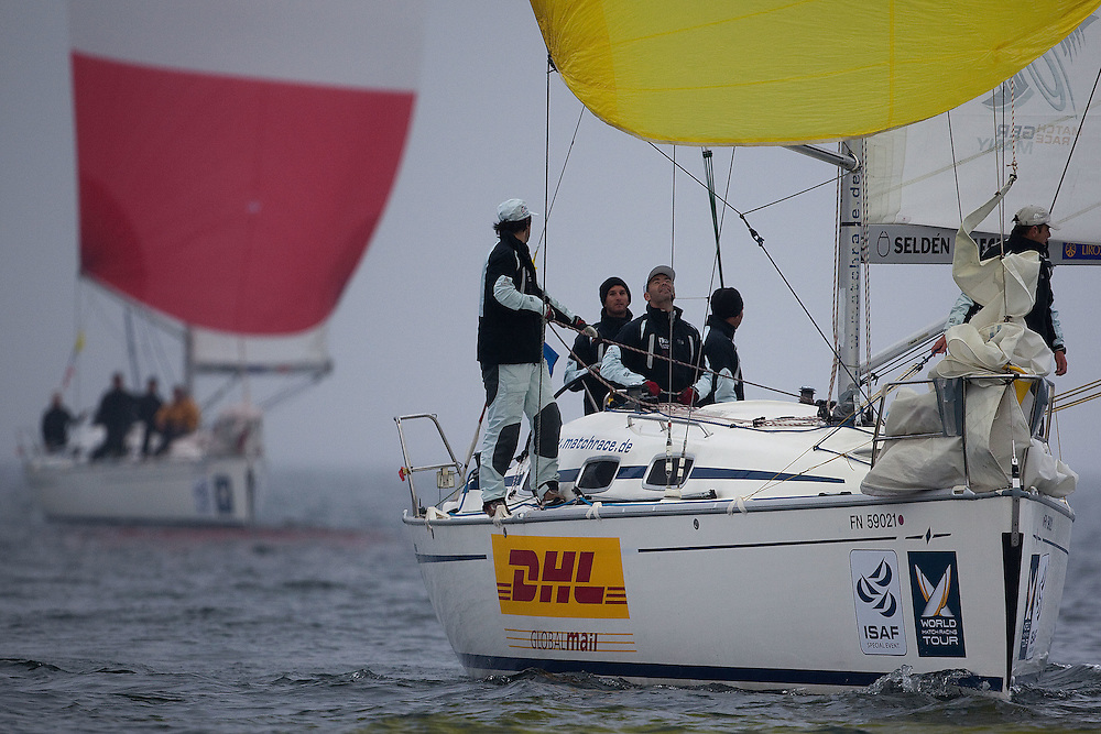 World Match Race Tour. Match Race Germany. Langenargen, Germany. 20 May 2010. Photo: Gareth Cooke/Subzero Images/WMRT