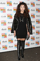 Ella Eyre, NME Awards, Brixton Academy, London UK, 18 February 2015, Photo by Richard Goldschmidt