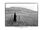 Actor Claire Bloom climbing the Sugar Loaf Mountain in County Wicklow.<br /> <br /> 28/07/1960<br /> <br /> 28th July 1960