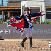 Tuesday 18 September - Social Media Images -Team\ GBR - World Equestrian Games 2018 - Tryon, NC