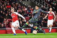 Arsenal v Sporting Lisbon 081118