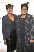 l to r: Nicole Paultre Bell and Valerie Bell at The 3rd Annual Black Girls Rock Awards held at the Rose Building at Lincoln Center in New York City on November 2, 2008..BLACK GIRLS ROCK! Inc. is a 501 (c)(3) nonprofit, youth empowerment mentoring organization established for young women of color.  Proceeds from ticket sales will benefit BLACK GIRLS ROCK! Inc.?s mission to empower young women of color via the arts.  All contributions are tax deductible to the extent allowed by