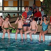 Examen voor snorkeldiploma ZV IJsselmeer