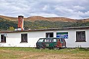 """Schronisko """"Pod Tarnicą"""" w dolinie Wołosatego"""
