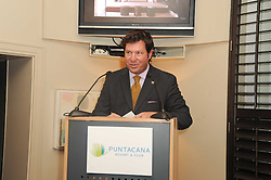 A party to promote the exclusive Puntacana Resort & Club - the Caribbean's Premier Golf & Beach Resort Destination, was held at The Groucho Club, 45 Dean Street London on 12th May 2010.<br /> <br /> Picture Shows:- MICHAEL FRASER