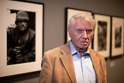 Mcc0087616 . Daily Telegraph<br /> <br /> DT News<br /> <br /> Don McCullin at the preview for the exhibition .<br /> <br /> The major retrospective of acclaimed photojournalist Don McCullin at the Tate Britain  .<br /> <br /> <br /> London 4 February  2019
