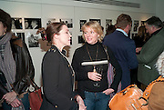 LADY LIZA CAMPBELL; LIBBY MANNERS, The Way We Wore.- Photographs of parties in the 70's by Nick Ashley. Sladmore Contemporary. Bruton Place. London. 13 January 2010. *** Local Caption *** -DO NOT ARCHIVE-© Copyright Photograph by Dafydd Jones. 248 Clapham Rd. London SW9 0PZ. Tel 0207 820 0771. www.dafjones.com.<br /> LADY LIZA CAMPBELL; LIBBY MANNERS, The Way We Wore.- Photographs of parties in the 70's by Nick Ashley. Sladmore Contemporary. Bruton Place. London. 13 January 2010.