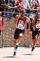 Penn Relayscollege men 4 x 100 relay, race #461, Championship of America