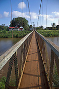 Swinging Bridge, Hanapepe,Kauai, Hawaii