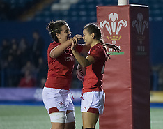 2018-11-16 Wales Women v Hong Kong Women