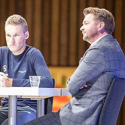 10-12-2019: Wielrennen: Teampresentatie Jumbo Visma: Amsterdam <br />Mike Teunissen