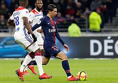 PSG v Lyon - 03 Feb 2019