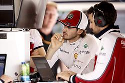 May 11, 2019 - Barcelona, Spain - Motorsports: FIA Formula One World Championship 2019, Grand Prix of Spain, ..#99 Antonio Giovinazzi (ITA, Alfa Romeo Racing) (Credit Image: © Hoch Zwei via ZUMA Wire)