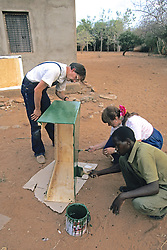 Painting Solar Oven