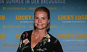 Annette Frier bei der Premiere von Lucky Loser in der Kulturbrauerei in Berlin / 100817