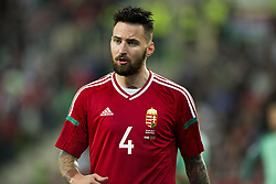 September 3, 2017 - Budapest, Hungary - Tamas Kadar of Hungary dejected during the FIFA World Cup 2018 Qualifying Round match between Hungary and Portugal at Groupama Arena in Budapest, Hungary on September 3, 2017  (Credit Image: © Andrew Surma/NurPhoto via ZUMA Press)
