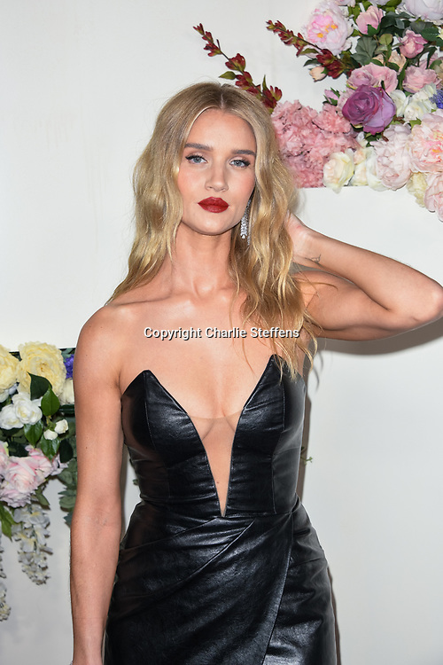 ROSIE HUNTINGTON-WHITELEY attends the 3rd Annual #REVOLVEawards at Goya Studios in Los Angeles, California