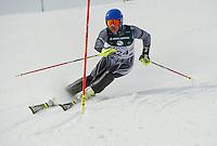 MJ's Memorial Lafoley Slalom at Cannon.  Karen Bobotas Photographer