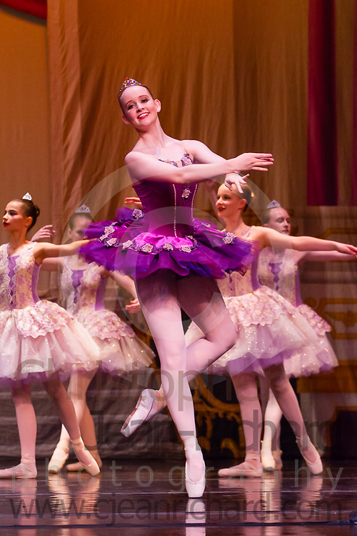 """Students of the Payne Academy of Ballet on stage in the Dress Rehearsal for """"Sleeping Beauty"""", and """"Voices of Harmony"""".<br /> <br /> <br /> May 2018<br /> <br /> The Woodlands College Park High School.<br /> The Woodlands, Texas"""