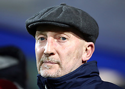 Queens Park Rangers manager Ian Holloway during the Sky Bet Championship match at Loftus Road, London.