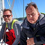 Deltagere – før regattaen.