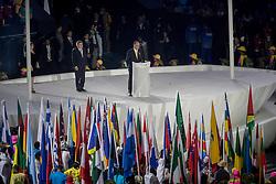 President Carlos Nuzman, Opening ceremony<br /> Olympic Games Rio 2016<br /> © Hippo Foto - Dirk Caremans<br /> 05/08/16