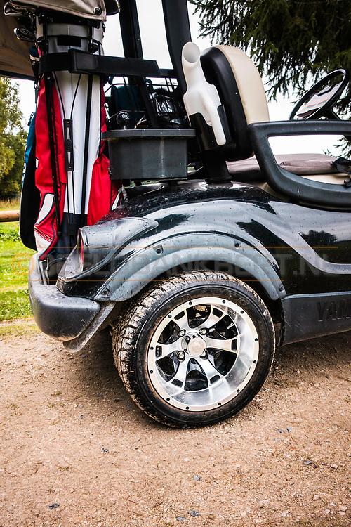 20-09-2015: Royal Golf Club Marianske Lazne in Marianske Lazne (Marienbad), Tsjechië.<br /> Foto: Bling Bling Buggy