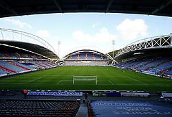 A general view of the John Smith's Stadium - Mandatory by-line: Matt McNulty/JMP - 16/10/2016 - FOOTBALL - The John Smith's Stadium - Huddersfield, England - Huddersfield Town v Sheffield Wednesday - Sky Bet Championship