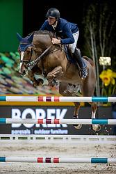 Wathelet Gregory, BEL, Faut-Il des 7 Vallons<br /> The Dutch Masters - 's Hertogenbosch 2021<br /> Rolex Grand Slam of Show Jumping<br /> © Hippo Foto - Leanjo De Koster<br />  25/04/2021