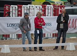 Janssens Sjef, NED, Devroe Jeroen, BEL<br /> FEI European Dressage Championships - Goteborg 2017 <br /> © Hippo Foto - Dirk Caremans
