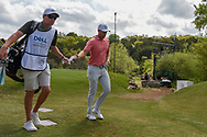 Lucas Bjerregaard (DEN) makes his way down 3 during day 2 of the WGC Dell Match Play, at the Austin Country Club, Austin, Texas, USA. 3/28/2019.<br /> Picture: Golffile | Ken Murray<br /> <br /> <br /> All photo usage must carry mandatory copyright credit (© Golffile | Ken Murray)