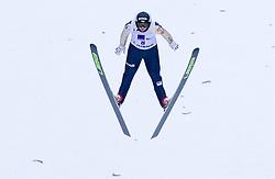 Manja Pograjc competes during FIS Continental Cup Ski Jumping Ladies in Ljubno, on January 23, 2011, at K-85 in Ljubno ob Savinji, Slovenia. (Photo By Vid Ponikvar / Sportida.com)