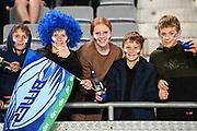 Blues fans.<br /> Blues v Force, Sky Super Rugby Trans-Tasman. Eden Park, Auckland. New Zealand. Saturday 12 June 2021. © Copyright Photo: Andrew Cornaga / www.photosport.nz