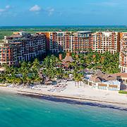 Villa del Palmar hotel. Playa Mujeres, Quintana Roo. Mexico.