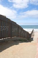 Border Field State Park, California