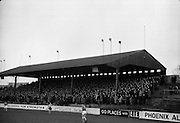 16/02/1964<br /> 02/16/1964<br /> 16 February 1964<br /> Soccer: Cork Hibernians v Drumcondra, 1st round of the F.A.I. Cup at Tolka Park, Dublin.